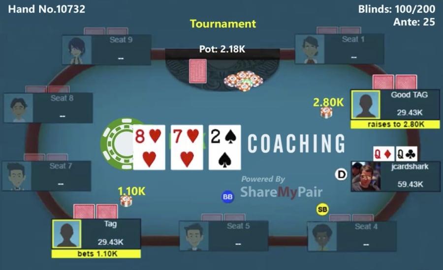 Comment choisir son premier coach s'améliorer aux cartes