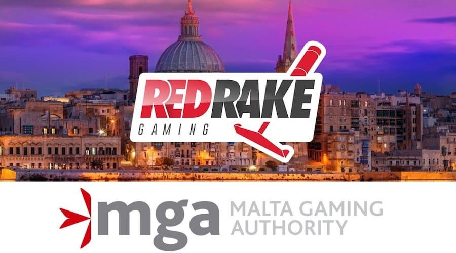 Red Rake Gaming sécurise une licence d'approvisionnement de contenu par MGA