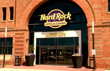 Le casino de Hard Rock dans l'Iowa lance une application de pari sur GiG